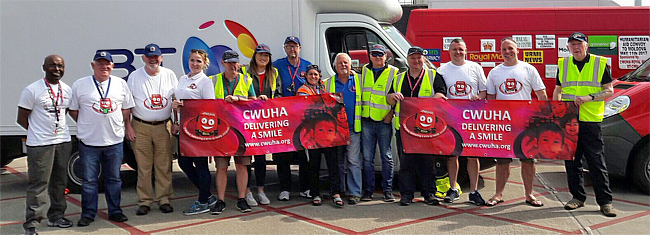Pic: Convoy 2017 - click to go to the CWUHA website