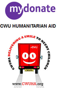 Pic: CWUHA mydonate - click the pic