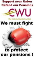 Pic: Fight for pensions