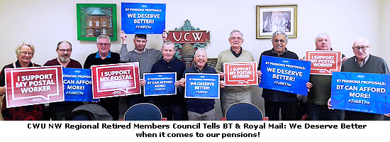 Pic: retired members council