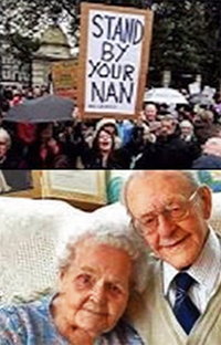 Pic: stand by your Nan!