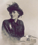 Pic: Baroness Constance Markievicz